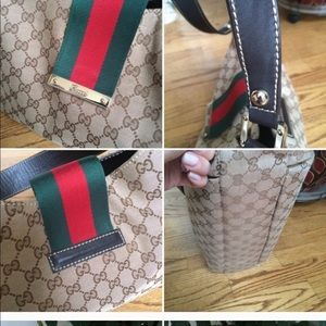 Gucci Bags - Authentic Gucci hobo bag
